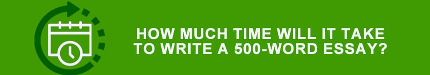 word essays answers to some of your questions how much time will it take to write