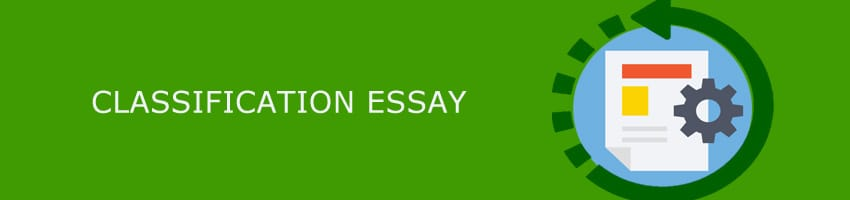 Types of students classification essay